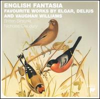 English Fantasia - Pauline Lowbury (violin); Britten Sinfonia; Nicholas Cleobury (conductor)