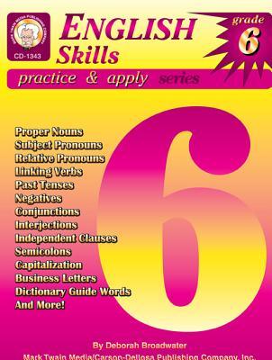 English Skills, Grade 6 - Broadwater, Deborah White