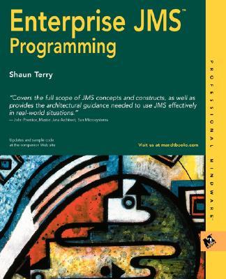 Enterprise Jms Programming - Terry, Shaun