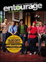 Entourage: Season 3, Part 1 [3 Discs]
