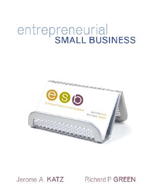 Entrepreneurial Small Business with Online Learning Center Powerweb Card - Katz, Jerry, and Green, Richard P, and Katz, Jerome A
