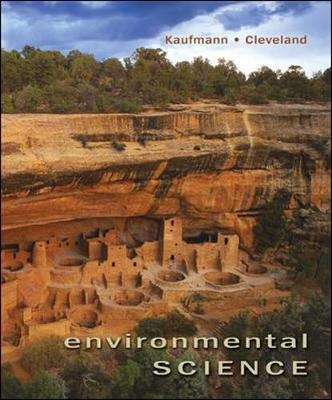 Environmental Science - Kaufmann, Robert, and Cleveland, Cutler