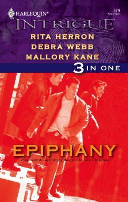 Epiphany: An Angel for Christmas/Undercover Santa/Merry's Christmas - Herron, Rita