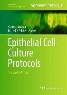 Epithelial Cell Culture Protocols - Randell, Scott H (Editor)