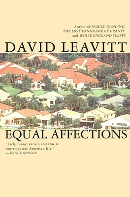 Equal Affections - Leavitt, David