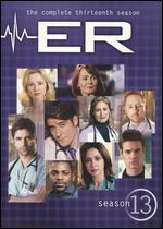 ER: The Complete Thirteenth Season [6 Discs]