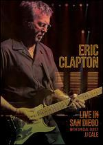 Eric Clapton: Live in San Diego - With Special Guest JJ Cale [Blu-ray]
