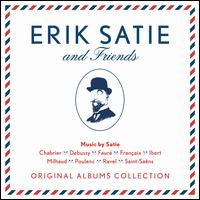 Erik Satie and Friends - Arthur Gold (piano); Claus Adam (cello); Daniel Varsano (piano); David Theodore (oboe); David Watkins (harp);...