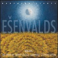 Eriks E?envalds: Northern Lights - Anna Cavaliero (soprano); Eleanor Kornas (organ); Hannah King (soprano); Hannah Partridge (soprano);...