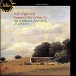 Ernó Dohnányi: Piano Quintets; Serenade for string trio