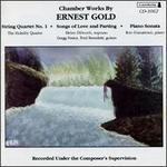 Ernest Gold: Chamber Works