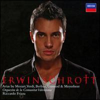 Erwin Schrott - Erwin Schrott (bass); Orquesta de Valencia; Riccardo Frizza (conductor)