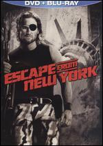Escape from New York [2 Discs] [DVD/Blu-ray]
