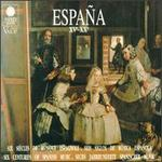 Espa�a: Six Centuries Of Spanish Music