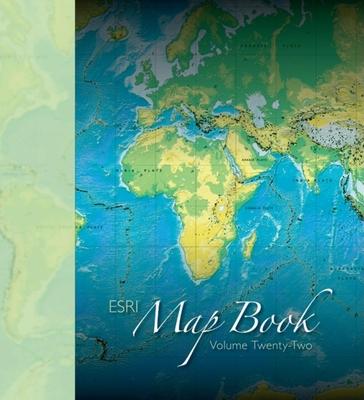 ESRI Map Book - Law, Michael (Editor)