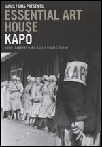 Essential Art House: Kapo [Criterion Collection] - Gillo Pontecorvo