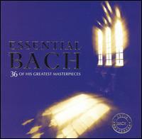 Essential Bach - Alicia de Larrocha (piano); András Schiff (piano); Antonio Perez (violin); Carmel Kaine (violin);...
