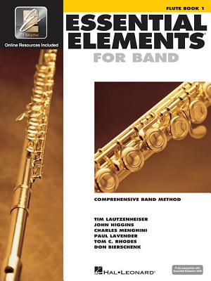 Essential Elements for Band - Flute Book 1 with Eei - Hal Leonard Corp (Creator)