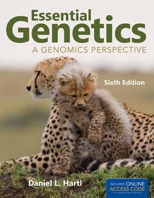 Essential Genetics: A Genomics Perspective - Hartl, Daniel L, Professor