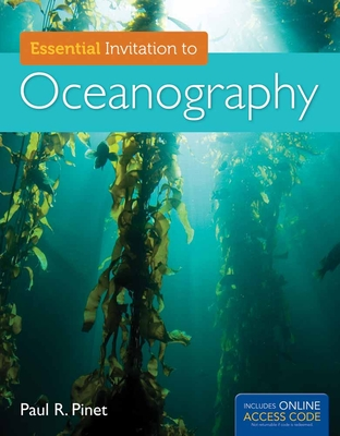 Essential Invitation to Oceanography with Access Code - Pinet, Paul R