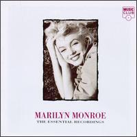 Essential Recordings - Marilyn Monroe