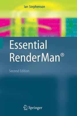 Essential RenderMan - Stephenson, Ian
