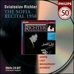 Essential Richter: The Sofia Recital, 1958