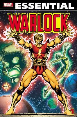 Essential Warlock, Volume 1 - Claremont, Chris (Text by)