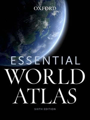 Essential World Atlas - Oxford University Press (Creator)
