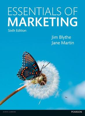 Essentials of Marketing - Blythe, Jim, and Martin, Jane