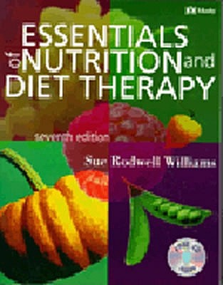 Essentials of Nutrition & Diet Therapy: Edition/Nutritrac Package - Williams, Sue R.