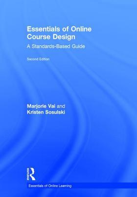 9781138780156 Essentials of Online Course Design A
