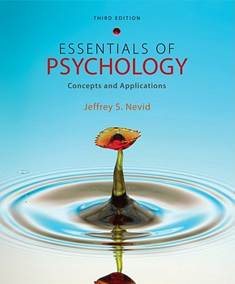 Essentials of Psychology: Concepts and Applications - Nevid, Jeffrey S