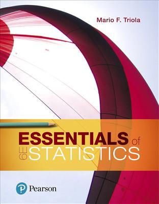 Essentials of Statistics - Triola, Mario F