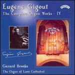 Eugène Gigout: Organ Works