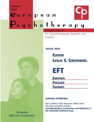 European Psychotherapy 2007 - Krause, Rainer (Editor), and Sulz, Serge (Editor)