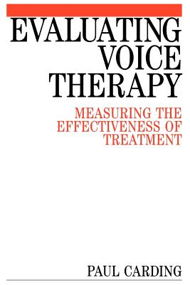 Evaluating Voice Therapy - Carding
