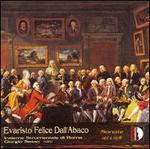 Evaristo Felice Dall'Abaco: Sonate Op. 1 & 3