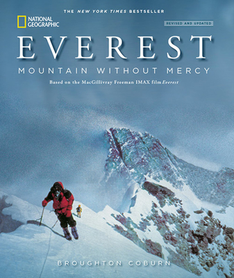 Everest: Mountain Without Mercy - Coburn, Broughton, and Anker, Conrad (Foreword by)