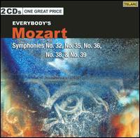 Everybody's Mozart - Prague Chamber Orchestra; Charles Mackerras (conductor)