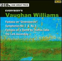 Everybody's Vaughan Williams: Fantasia on Greensleeves - Andrew Williams (viola); Barry Griffiths (violin); Francois Rive (cello); Peter Cosham (violin)