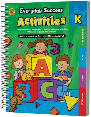 Everyday Success(tm) Activities Kindergarten - Brighter Child (Compiled by)