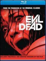 Evil Dead [Unrated] [Blu-ray]