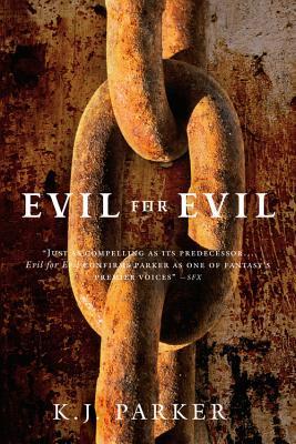 Evil for Evil - Parker, K J