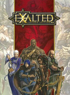 Exalted - Alexander, Alan, and Borgstrom, Rebecca, and Bowen, Carl