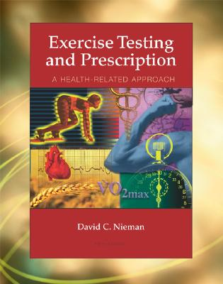 Exercise Testing and Prescription with Powerweb Bind-In Passcard - Nieman, David C