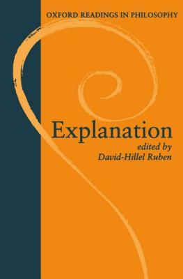 Explanation - Ruben, David H (Editor)