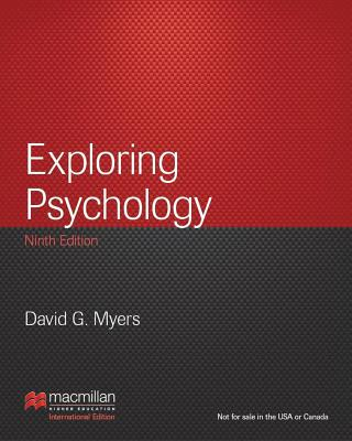 Exploring Psychology - Myers, David G.