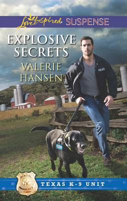 Explosive Secrets - Hansen, Valerie
