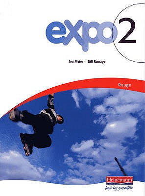 Expo 2 Rouge Pupil Book - Ramage, Gill, and Meier, Jon